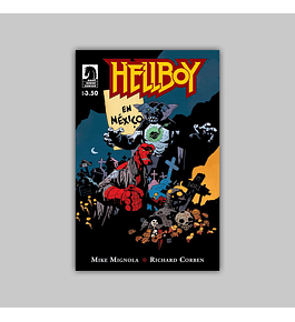 Hellboy in Mexico B 2010