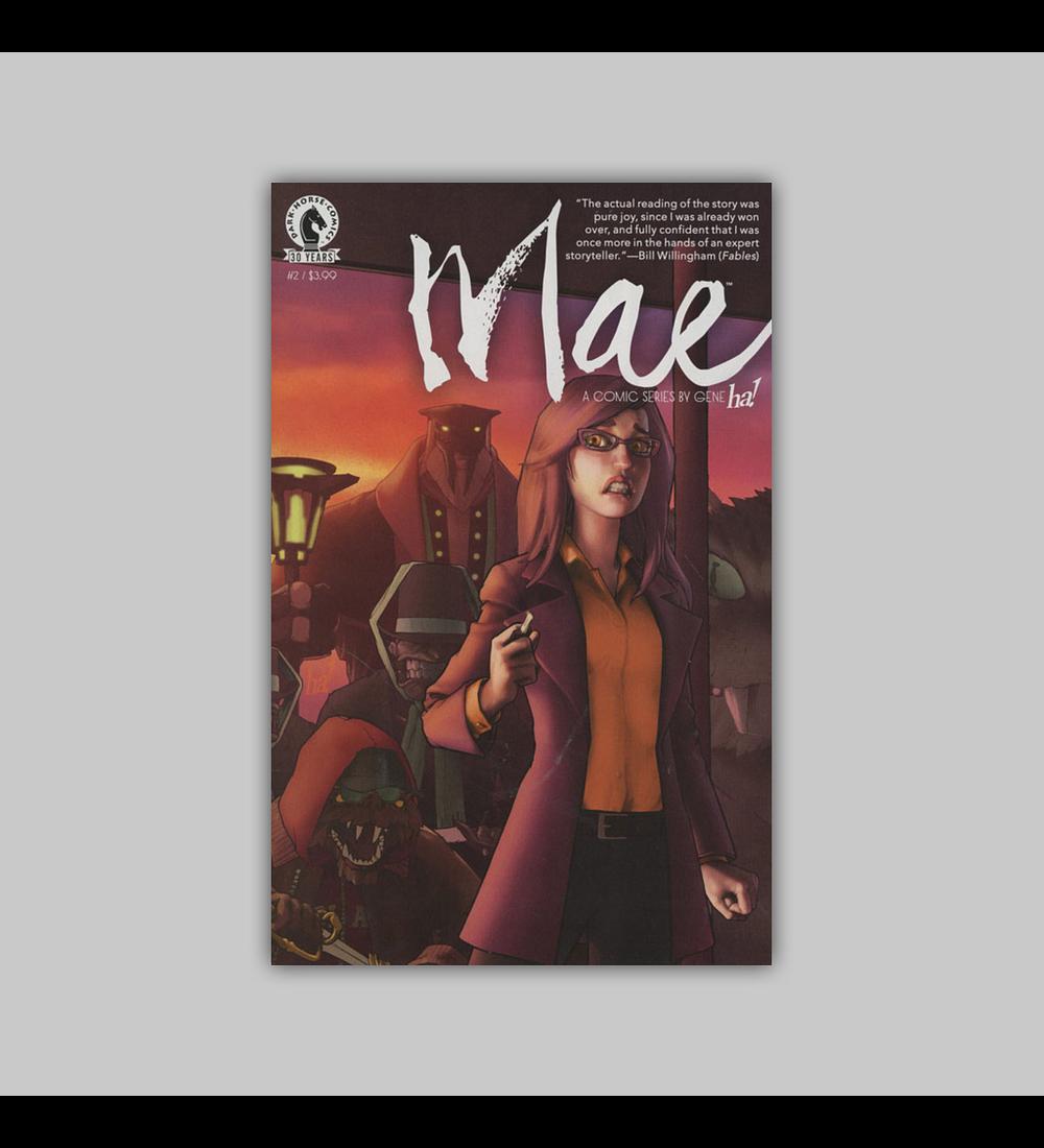 Mae 2 2016