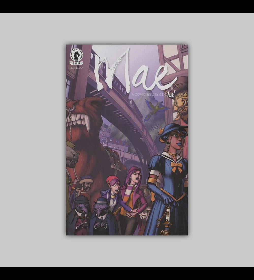 Mae 3 2016