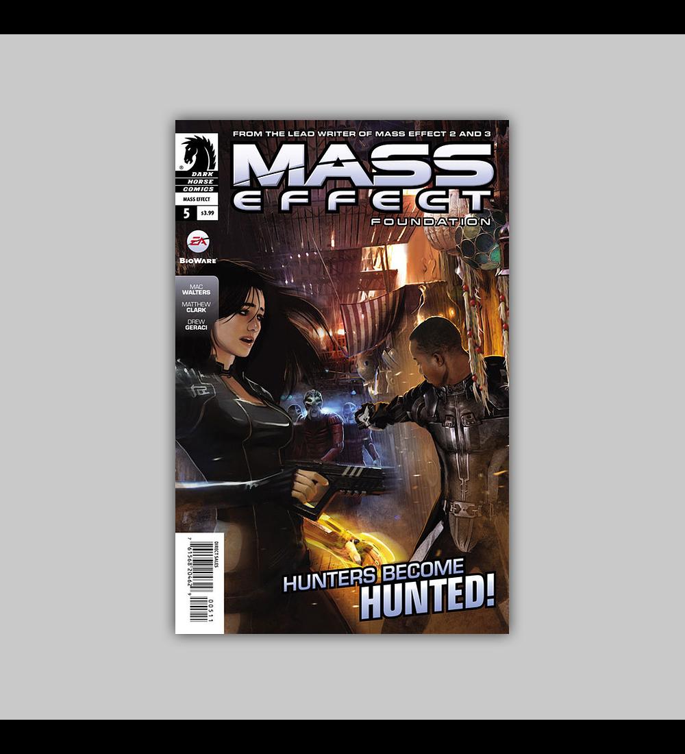 Mass Effect: Foundation 5 2013