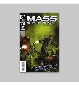 Mass Effect: Foundation 6 2013