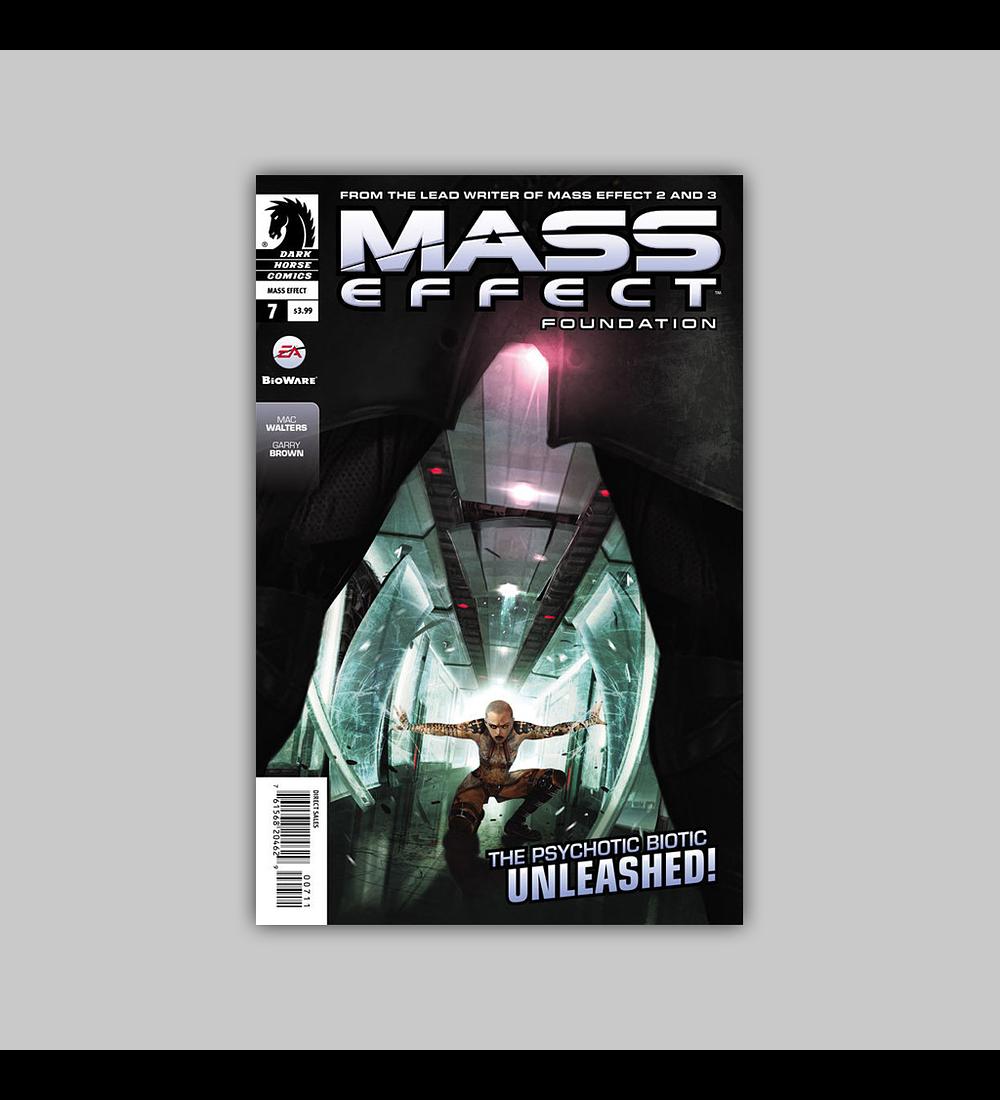 Mass Effect: Foundation 7 2014