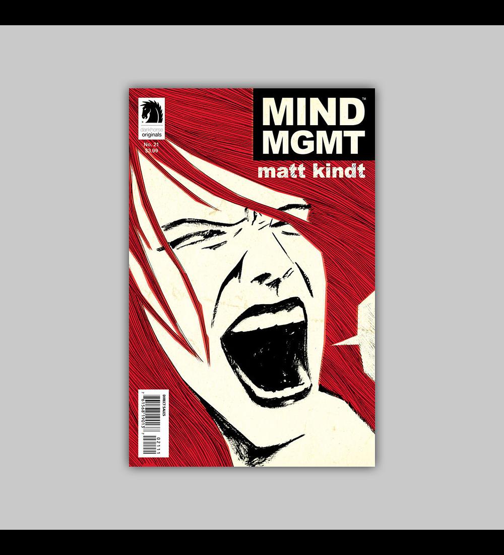 Mind MGMT 21 2014