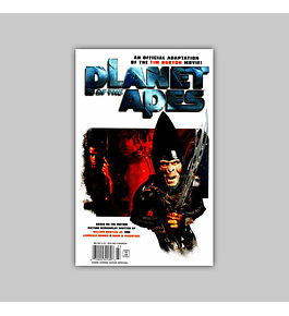 Planet of the Apes Movie Adaptation 2001