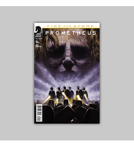 Prometheus: Fire and Stone 1 2014