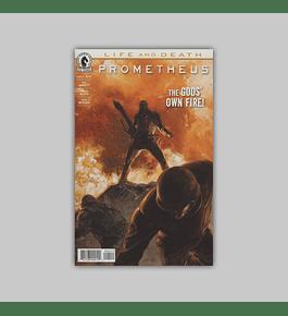 Prometheus: Life and Death 4 2016