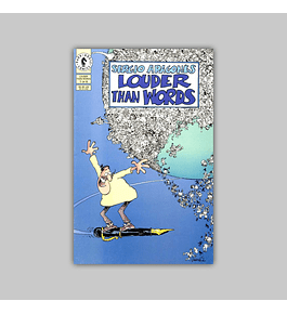 Sergio Aragones' Louder Than Words 1 1997