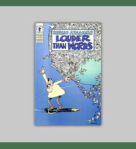 Sergio Aragones' Louder Than Words 1 1997