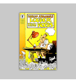 Sergio Aragones' Louder Than Words 3 1997