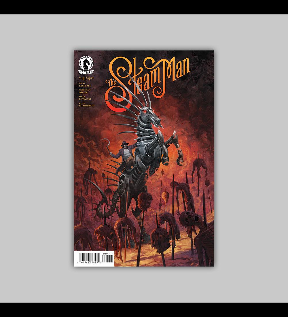 Steam Man 4 2016