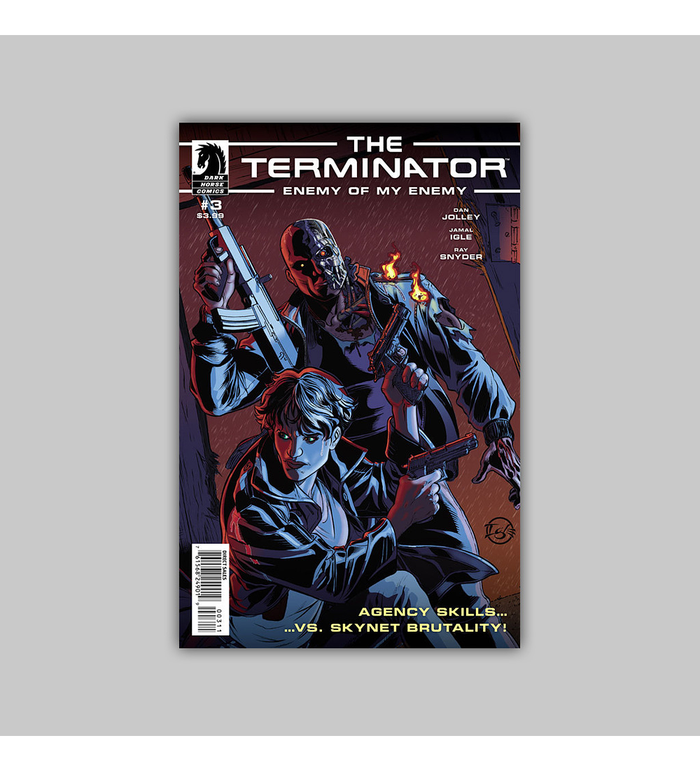 Terminator: Enemy of My Enemy 3 2014