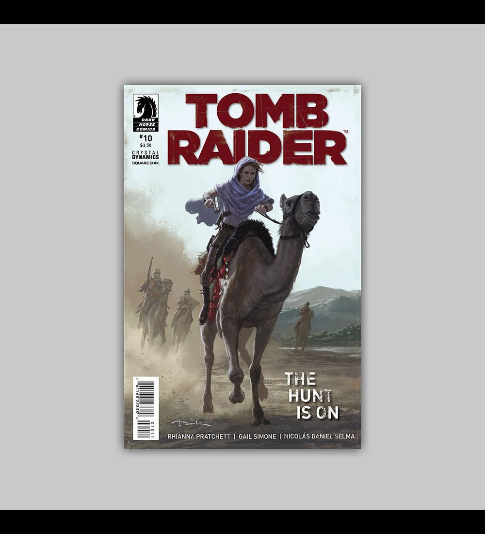 Tomb Raider 10 2014