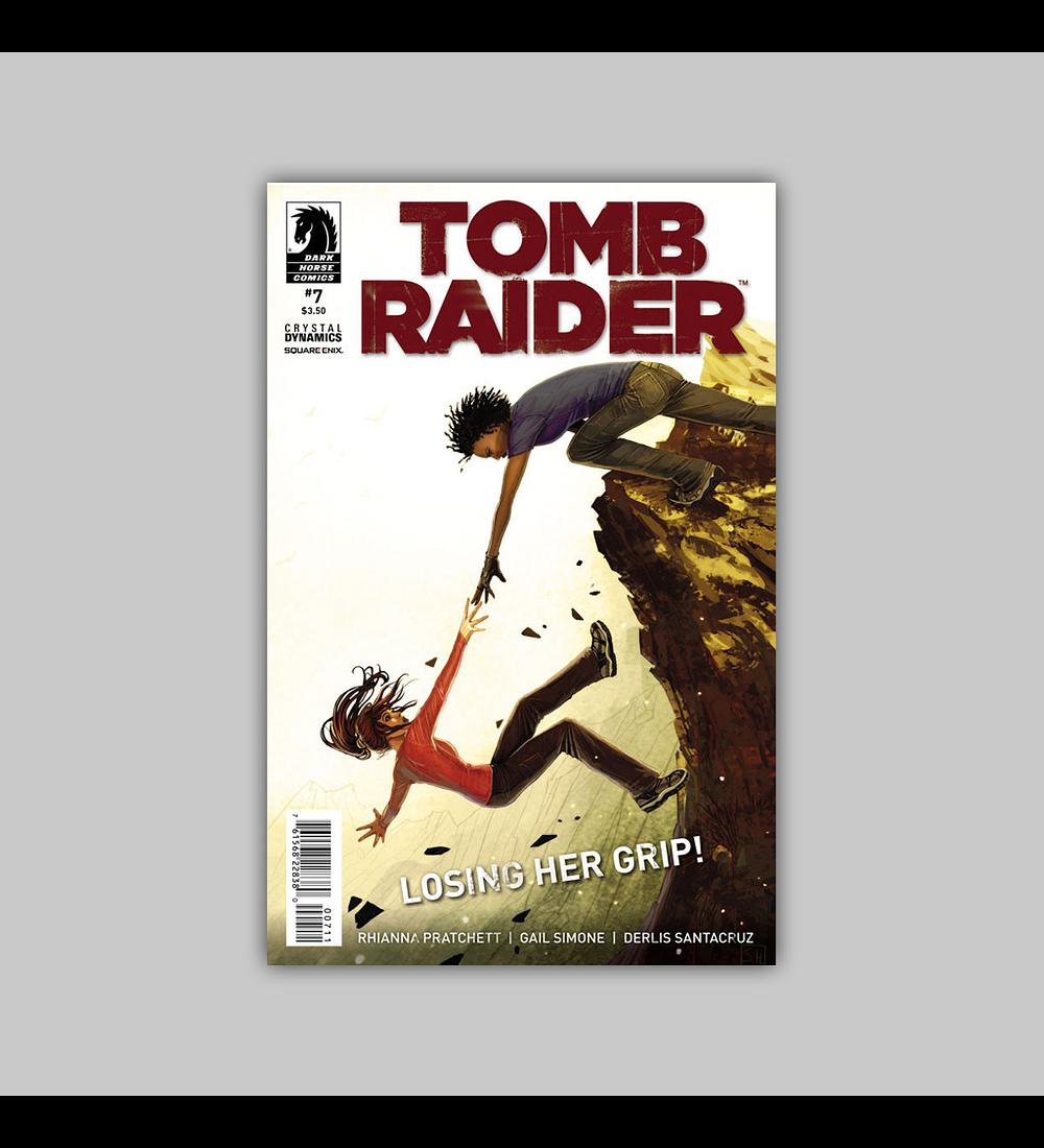 Tomb Raider 7 2014