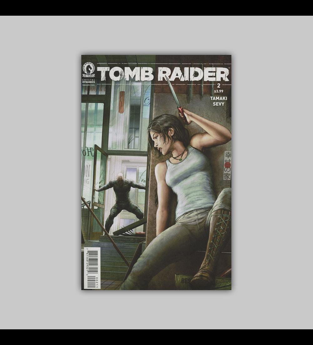 Tomb Raider (Vol. 2) 2 2016