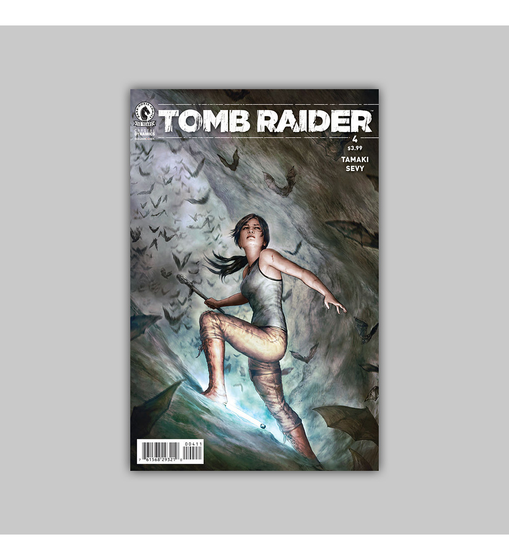 Tomb Raider (Vol. 2) 4 2016
