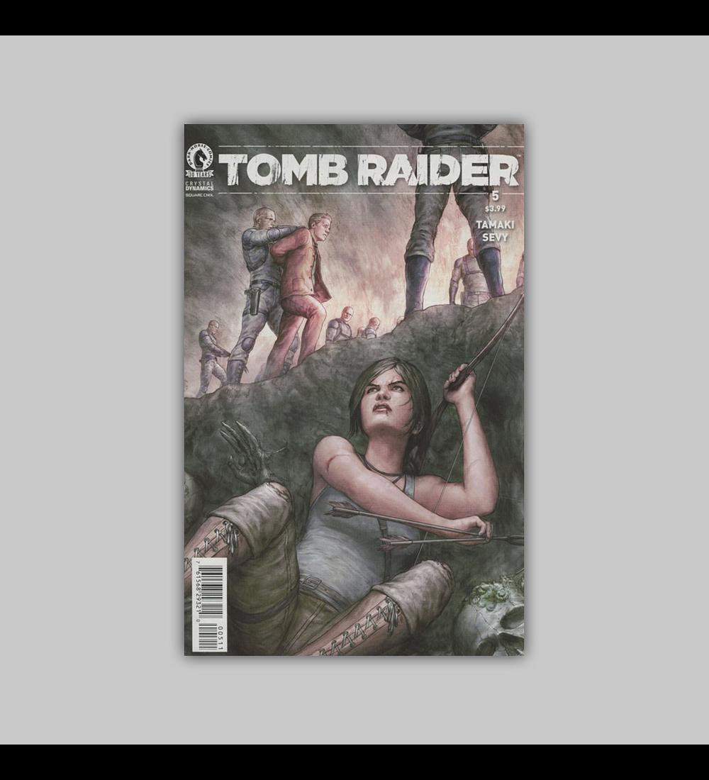 Tomb Raider (Vol. 2) 5 2016