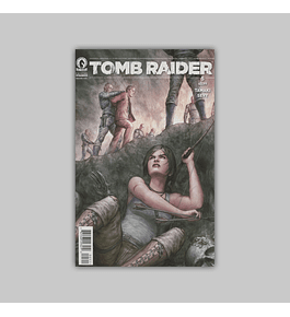 Tomb Raider (Vol. 2) 5 2016