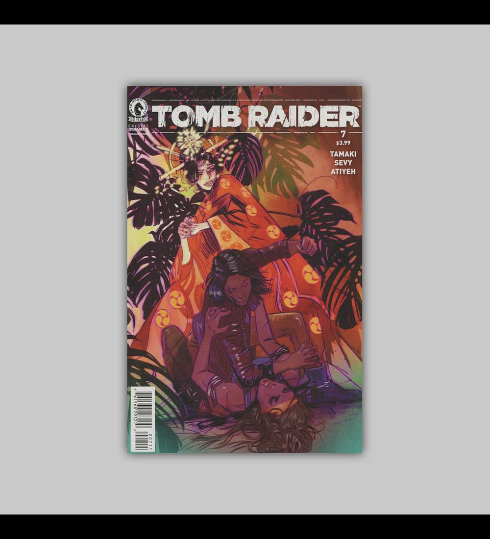 Tomb Raider (Vol. 2) 7 2016