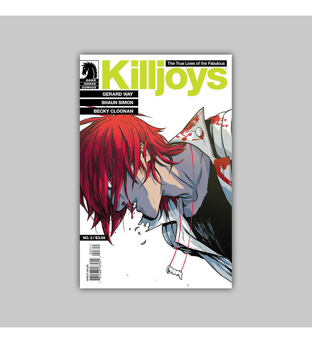 True Lives of the Fabulous Killjoys 3 2013