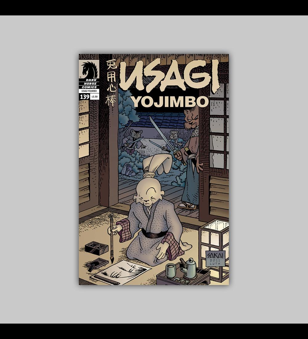 Usagi Yojimbo 139 2011