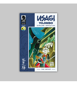Usagi Yojimbo Color Special: The Artist 2014
