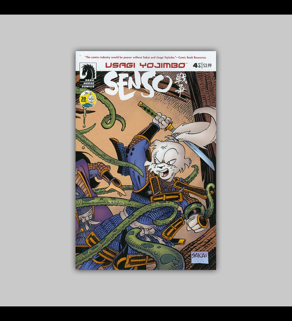 Usagi Yojimbo: Senso 4 2014
