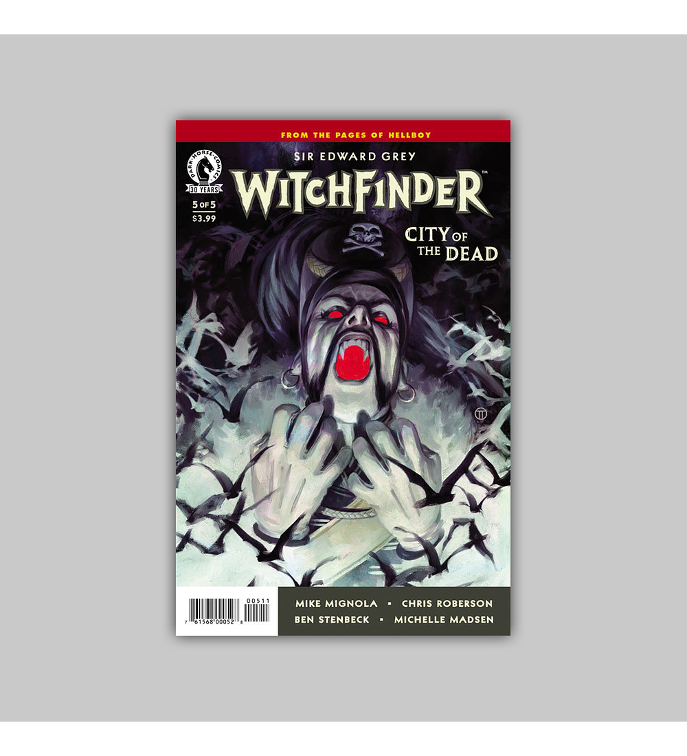 Witchfinder: City of the Dead 5 2016