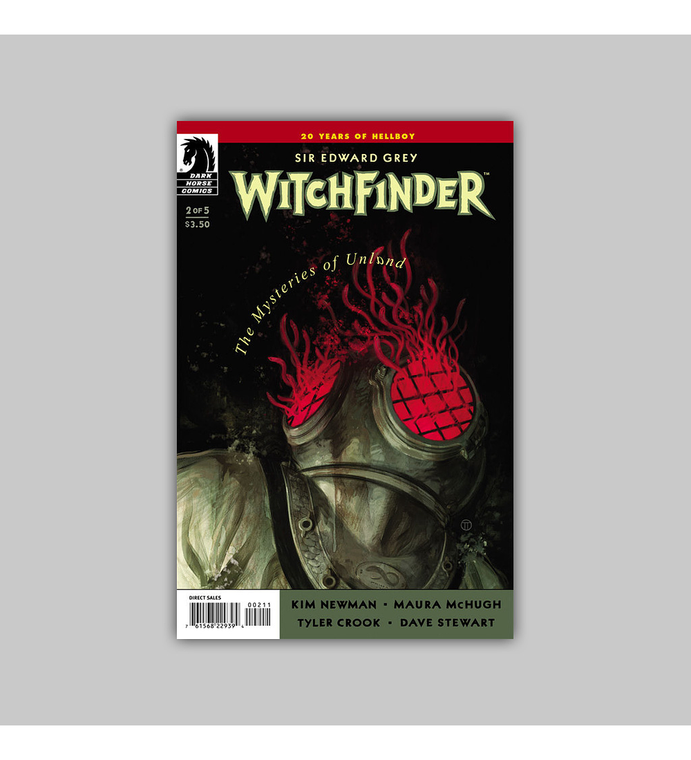 Witchfinder: The Mysteries of Unland 2 2014