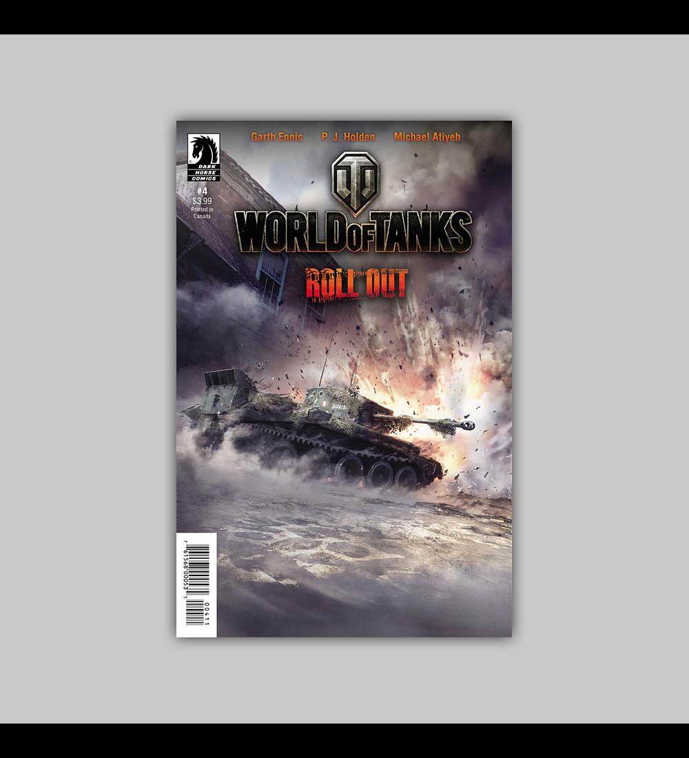 World of Tanks 4 2016