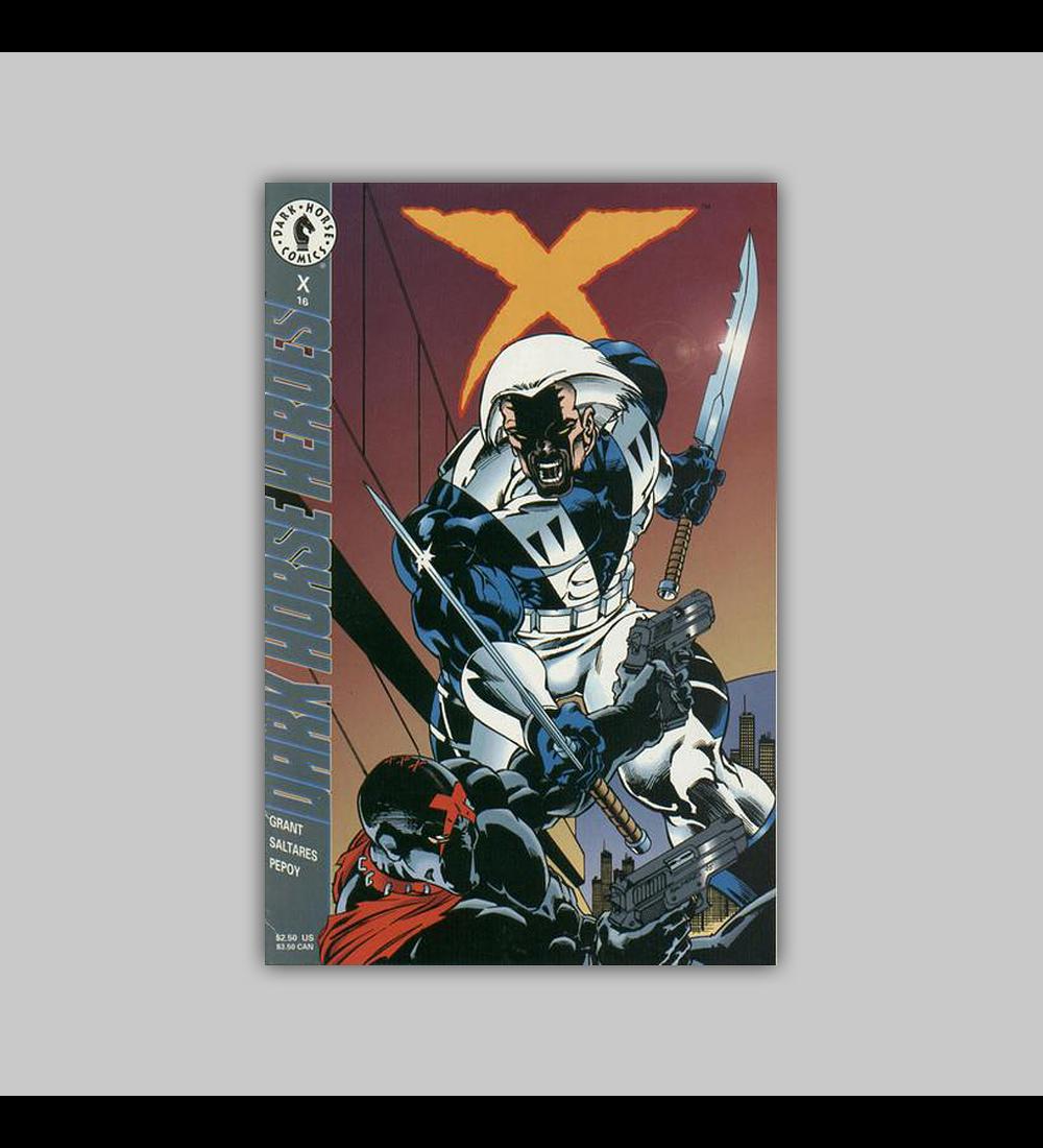 X 16 1995