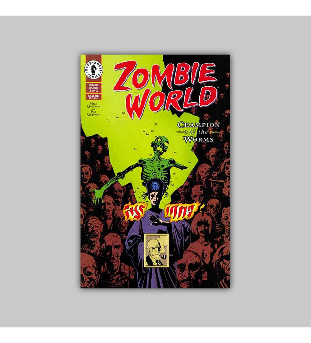 Zombie World: Champion of the Worms 3 1997