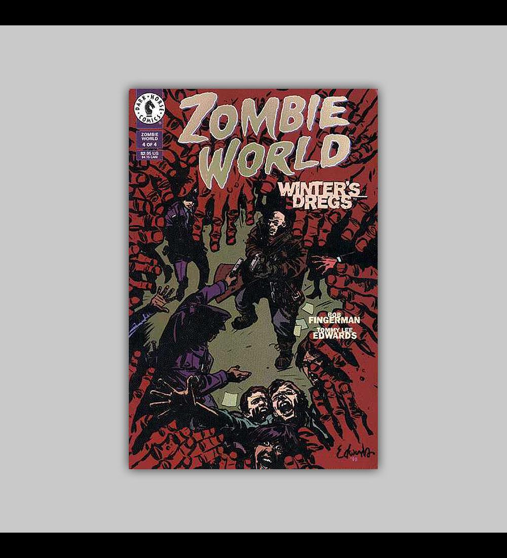 Zombie World: Winter's Dregs 4 1998