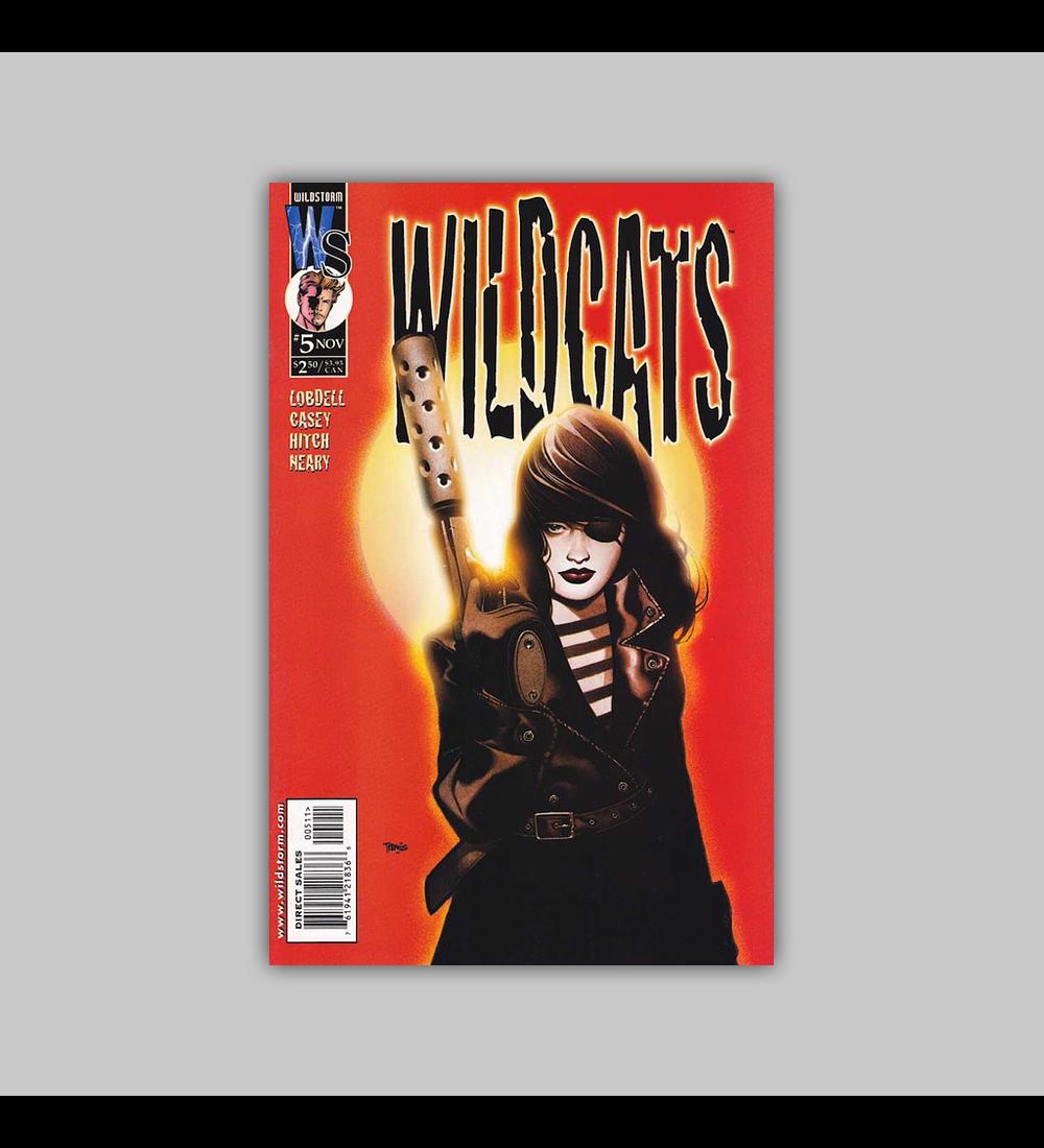 Wildcats (Vol. 2) 5 1999