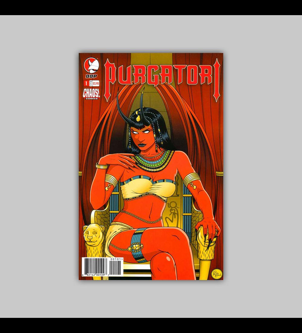 Purgatori (Vol. 2) 1 2005