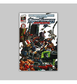 Transformers: Armada - More than Meets the Eye Official Guidebook 2 2004