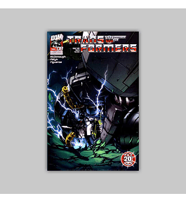 Transformers: Generation One (Vol. 3) 8 2004