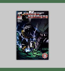 Transformers: Generation One (Vol. 3) 8 2004