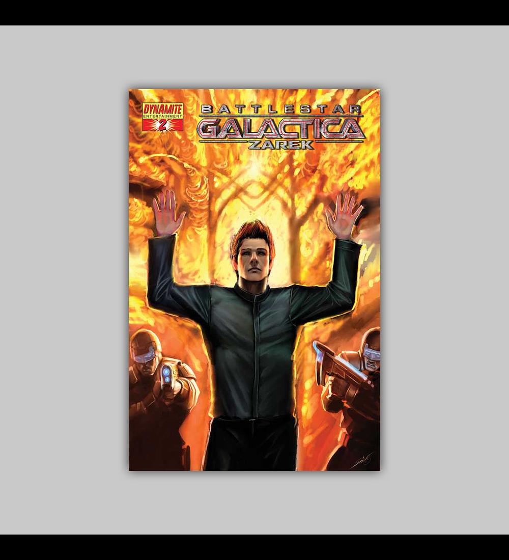 Battlestar Galactica: Zarek 2 2007