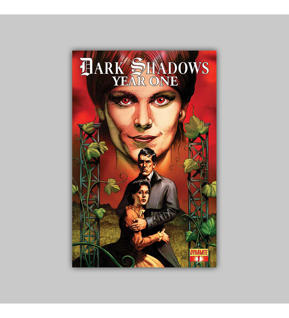 Dark Shadows: Year One 1 2013