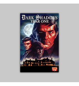 Dark Shadows: Year One 6 2013