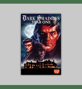 Dark Shadows: Year One 6 2013