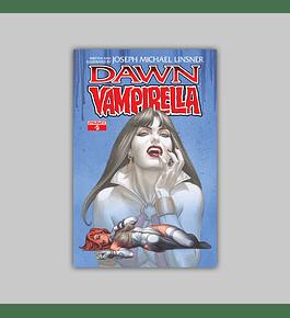 Dawn/Vampirella 5 2015