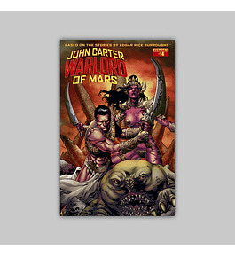 John Carter: Warlord of Mars 14 2016