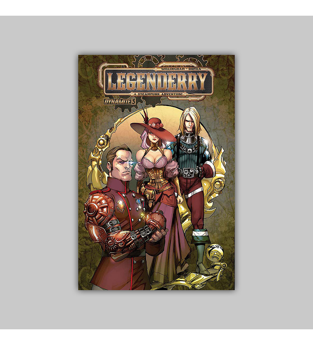 Legenderry: A Steampunk Adventure 3 2014