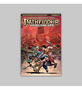 Pathfinder: Worldscape 3 2017