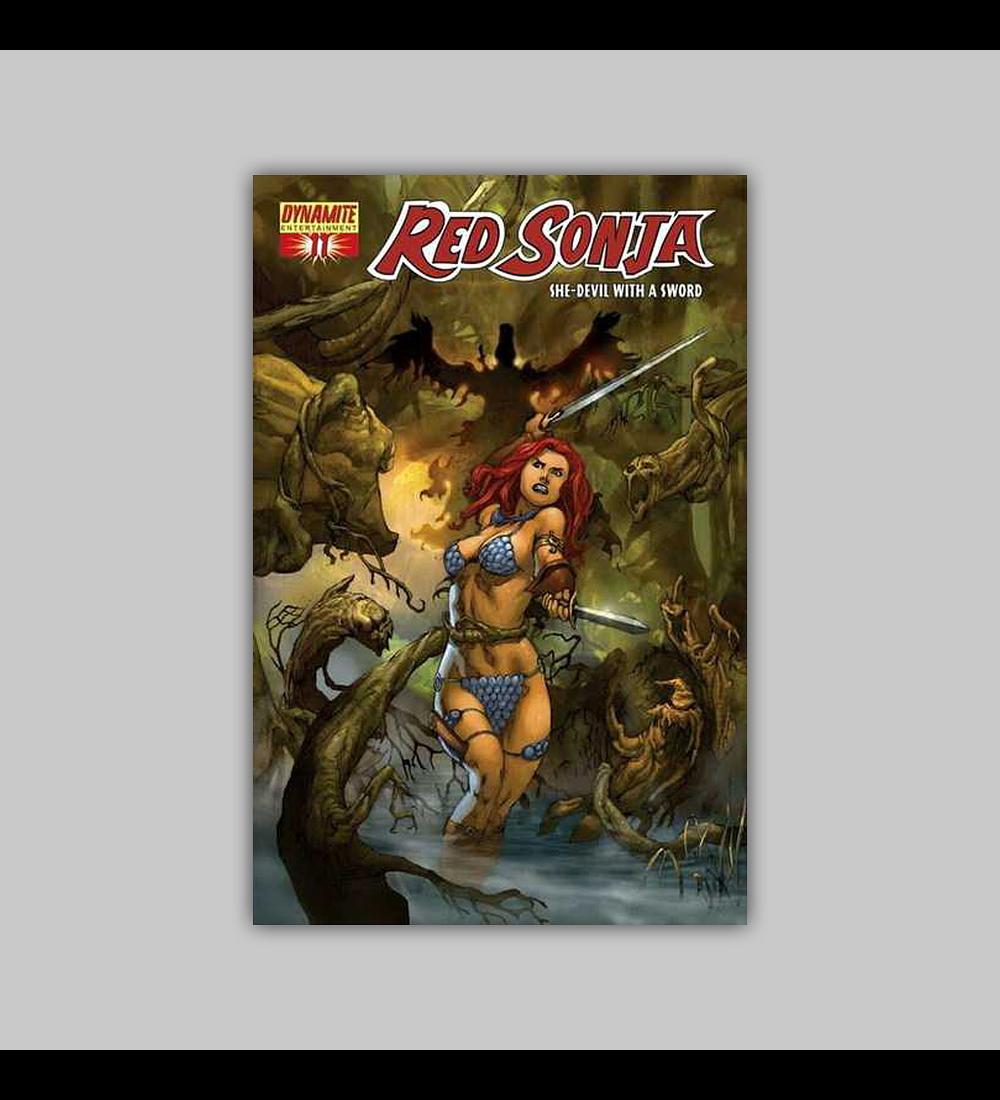 Red Sonja 11 B 2006