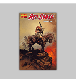 Red Sonja: One More Day One-Shot 2005