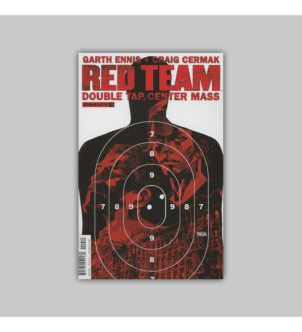 Red Team: Double Tap, Center Mass 1 2016