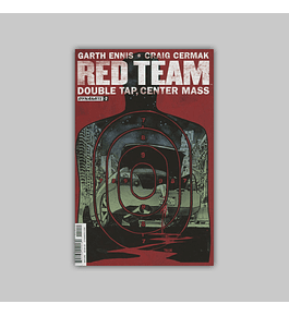 Red Team: Double Tap, Center Mass 2 2016