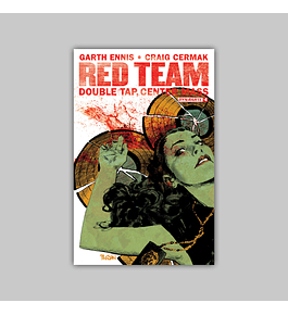 Red Team: Double Tap, Center Mass 4 2016